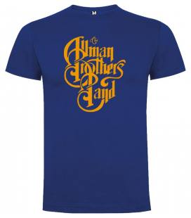 The Allman Brothers Band Logo Camiseta Manga Corta