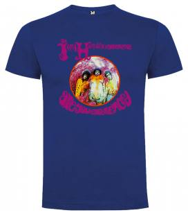 Jimi Hendrix Are You Camiseta Manga Corta