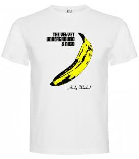 The Velvet Underground & Nico Camiseta Manga Corta