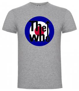 The Who Logo Camiseta Manga Corta