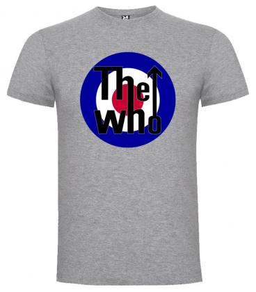 The Who Logo Camiseta Manga Corta