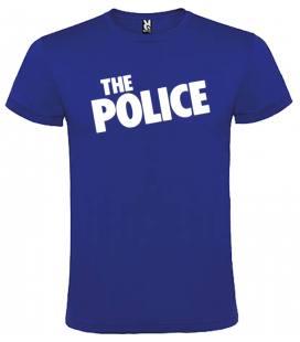 The Police Logo Camiseta Manga Corta