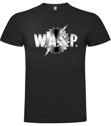 Wasp Logo Camiseta Manga Corta