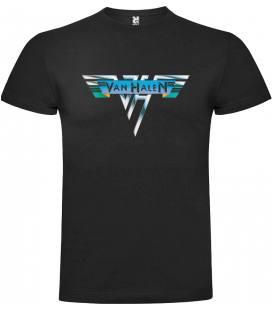 Van Halen Logo Camiseta Manga Corta