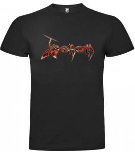Venom Logo Camiseta Manga Corta