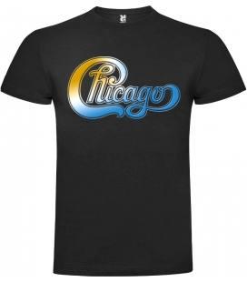 Chicago Logo Camiseta Manga Corta