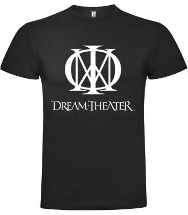 Dream THeater Logo Camiseta Manga Corta