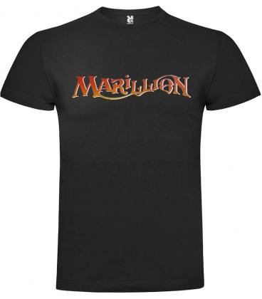 Marillion Camiseta Manga Corta