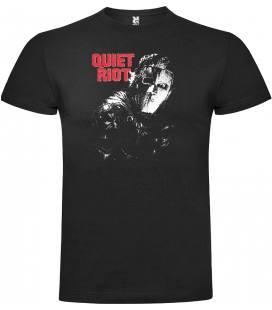 Quiet Riot Camiseta Manga Corta