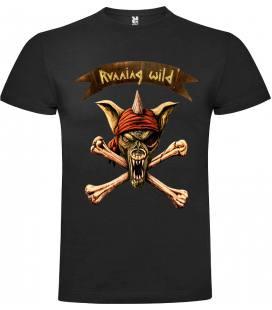 Running Wild Captain Adrian Camiseta Manga Corta