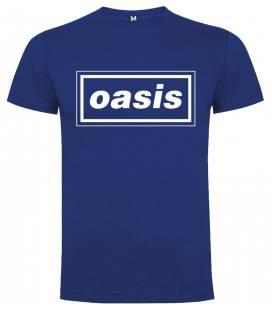 Oasis Logo Camiseta Manga Corta