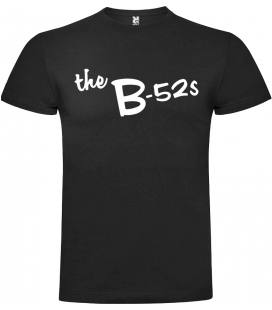 B-52 Logo Camiseta Manga Corta