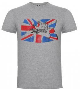 Sex Pistols Anarchy in The U.K. Camiseta Manga Corta