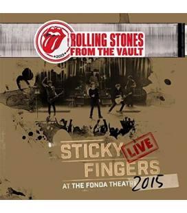 Sticky Fingers - Live At The Fonda 2015-1 CD+1 DVD