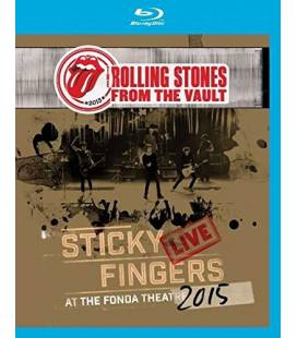 Sticky Fingers - Live At The Fonda 2015-1 BLU-RAY