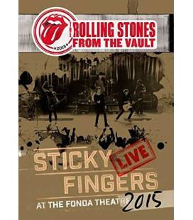 Sticky Fingers - Live At The Fonda 2015-1 DVD