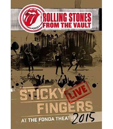 Sticky Fingers - Live At The Fonda 2015-1 DVD