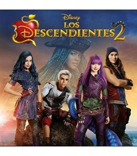 Los Descendientes 2-1 CD
