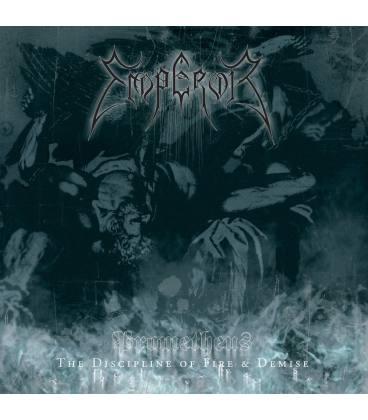 Prometheus Discipline Of Fire & Demise-1 CD