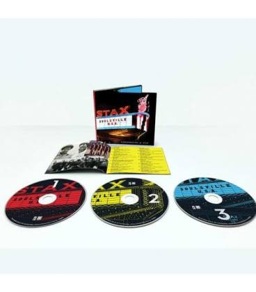 Soulsville U.S.A.: A Celebration of Stax-3 CD