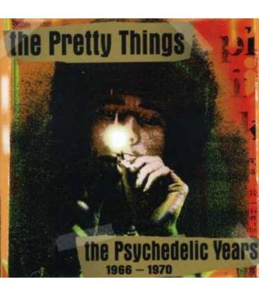 The Psychedelic Years-2 CD