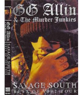 Savage South: Best Of 1992 Tour-1 DVD