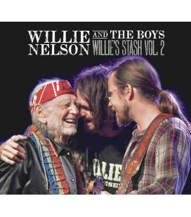 Willie And The Boys: Willie'S Stash Vol. 2-1 CD