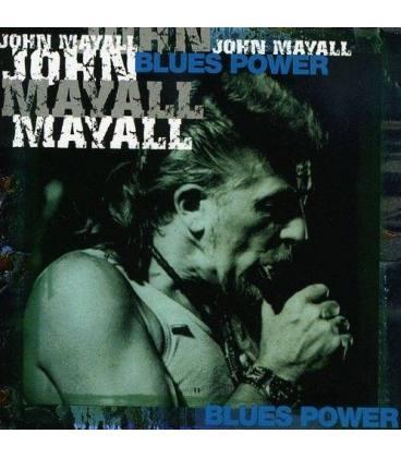 Blues Power-2 CD
