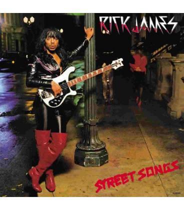 Street Songs (Lp+Mp3)-1 LP