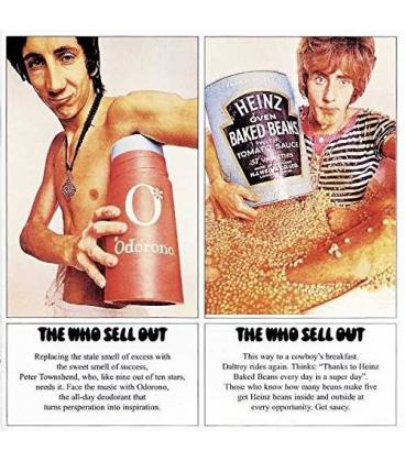 The Who Sell Out-1 LP