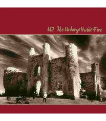 The Unforgettable Fire-1 LP