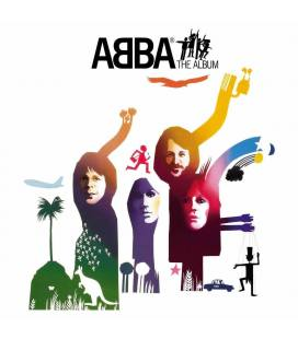 Abba The Album-1 LP