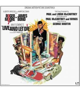 Live And Let Die (007 mSoundtrack)-1 LP