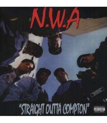 Straight Outta Compton-1 LP