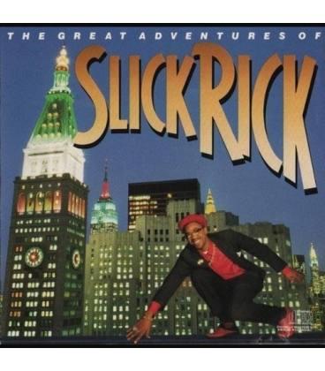 The Great Adventures Of Slick-1 LP