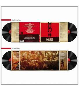 Django Unchained-2 LP