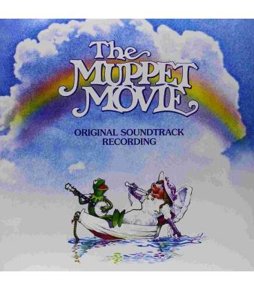 B.S.O. The Muppet Movie-1 LP