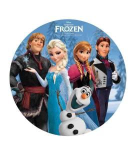 Frozen. El Reino Del Hielo (Picture Vinyl)-1 LP