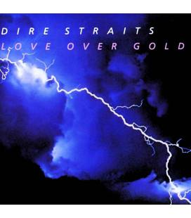 Love Over Gold-1 LP