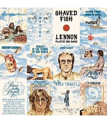 Shaved Fish-1 LP