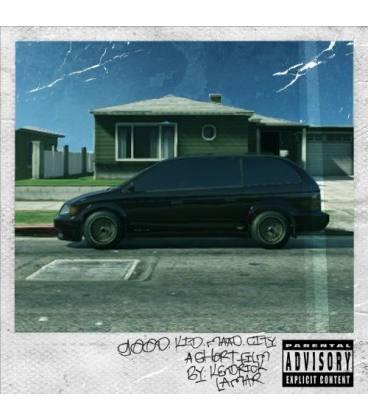 Good Kid M.A.A.D City / Lp-2 LP