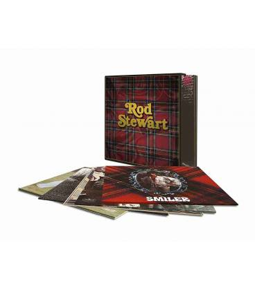 Rod Stewart (Box)-5 LP