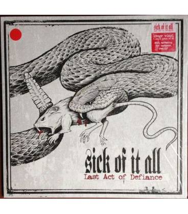 Last Act Of Defiance -2 LP
