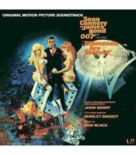 James Bond, Diamonds Are Forever-1 LP