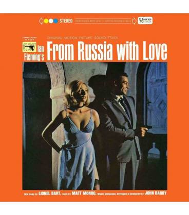 James Bond, From Russia With Love-1 LP