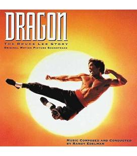 Randy Edelman, Dragon - The Bruce Lee-1 LP