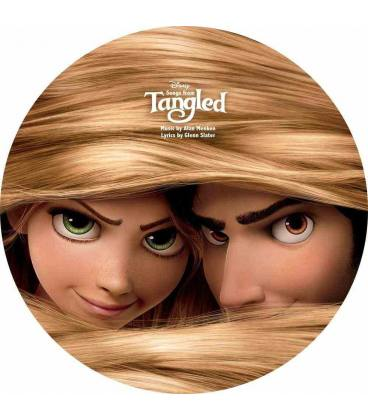 Songs From Tangled-1 LP