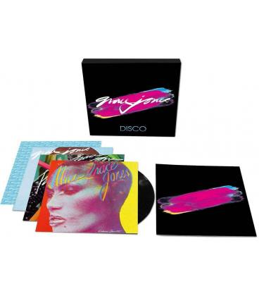 The Disco Years Trilogy-4 LP