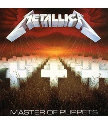Master Of Puppets-1 LP