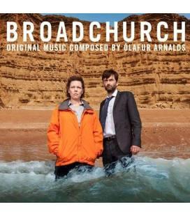B.S.O. Broadchurch -1 LP